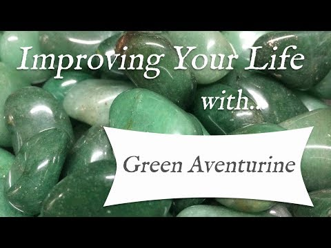 GREEN AVENTURINE 💎 TOP 4 Crystal Healing Benefits Of Green Aventurine! | Stone Of Heart Healing
