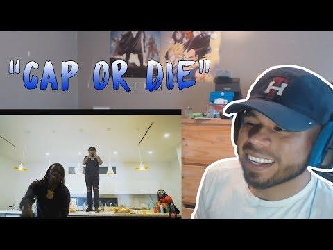 Ballout Cap Or Die REACTION mp3 letöltés