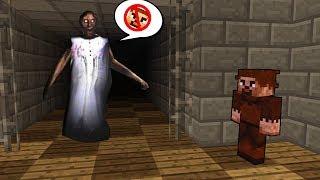 KORKUNÇ BÜYÜKANNE BEBEK FAKİR'İN PEŞİNDE! 😱 - Minecraft