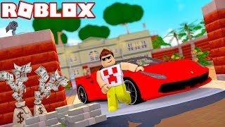 I BOUGHT a REAL R $1 million MANSION at ROBLOX!!!