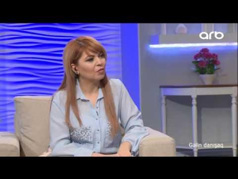 Səma Abıyeva Və Tural Yusifov   Gəlin Danışaq 26 01 2017   ARB TV