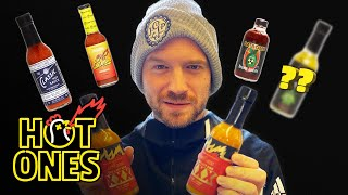 Sean Evans Reveals the Season 12 Hot Sauce Lineup | Hot Ones