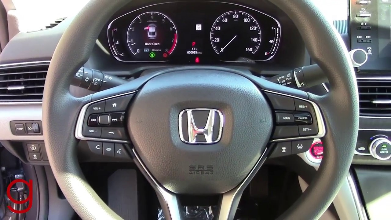 2018 Honda Accord EX 1.5T | Road Test & Review - YouTube
