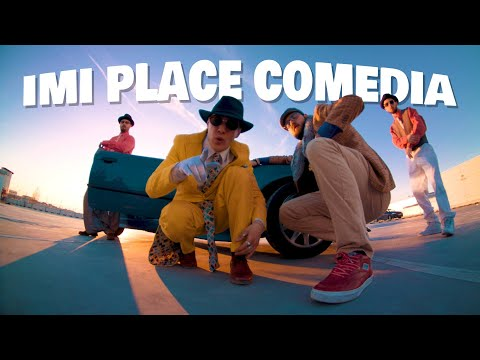 BDB - Imi Place Comedia (feat. Crow) (Videoclip Oficial)