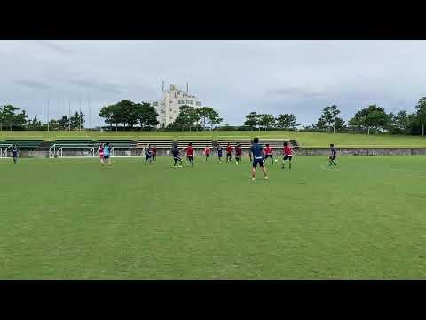 ドイツサッカー留学&フェスモーチェV浜松 合同セレクション