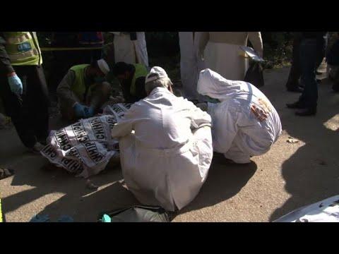 Nine dead in Taliban attack on Pakistan school