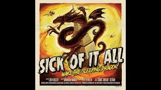 GBHBL Whiplash: Sick of it All - Wake The Sleeping Dragon! Review
