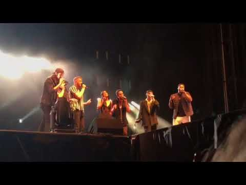 Pentatonix - Jolene - Nebraska State Fair - August 26, 2017