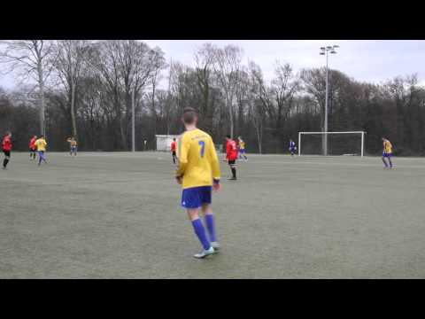 ProSoc College SHOWCASE 2016 / Game vs. Köln West U19 - Part 3 - First half