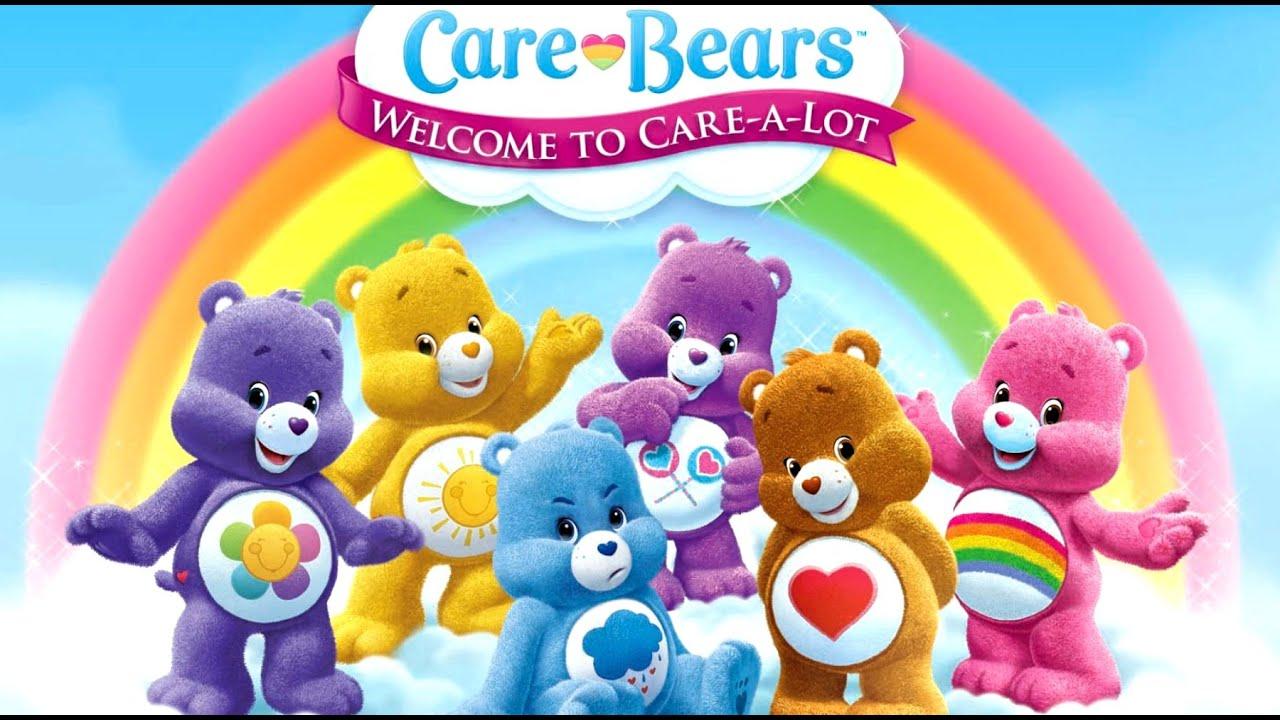 Rainbow Care Bears  Ositos Cariositos Juguetes Para Nios en