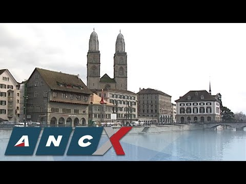 Zurich: Where classical meets corporate   ANC-X Executive Class