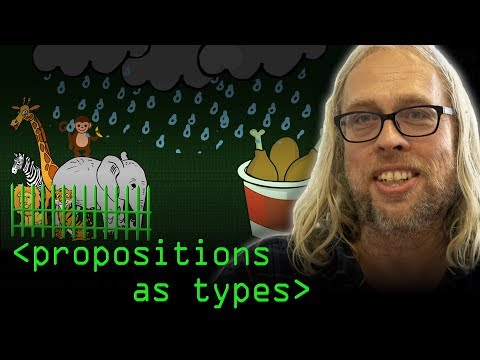 Propositions as Types - Computerphile