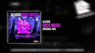 Alvaro - Rock Music - OUT NOW!