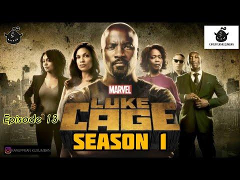 Download #lukecage #marvels LukeCage Origin S1 episode 13 in tamil marvel series KARUPPEAN KUSUMBAN தமிழ்