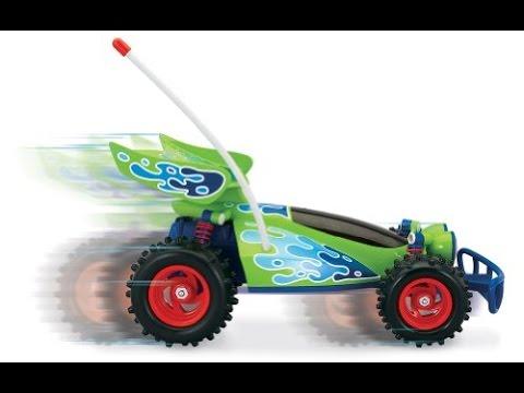 disney pixar toy story 3 voiture radiocommand e jouet youtube. Black Bedroom Furniture Sets. Home Design Ideas