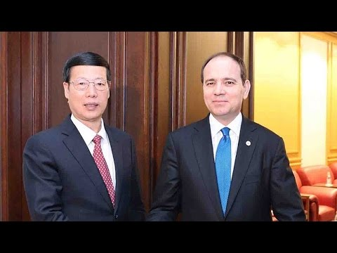 China, Albania agree to expand cooperation under Belt and Road