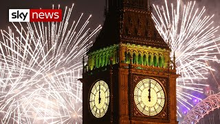 New Year's Eve plea as UK COVID-19 cases reach record levels