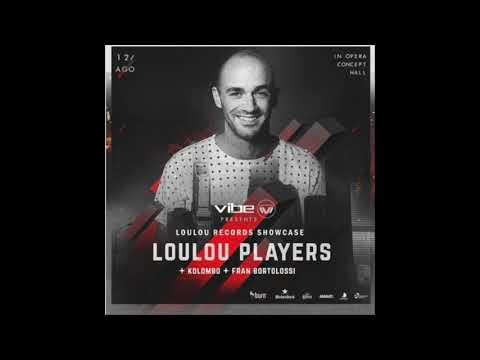 LouLou Players @ LouLou records Showcase, Club Vibe, Curitiba, Brazil - 12/08/2017