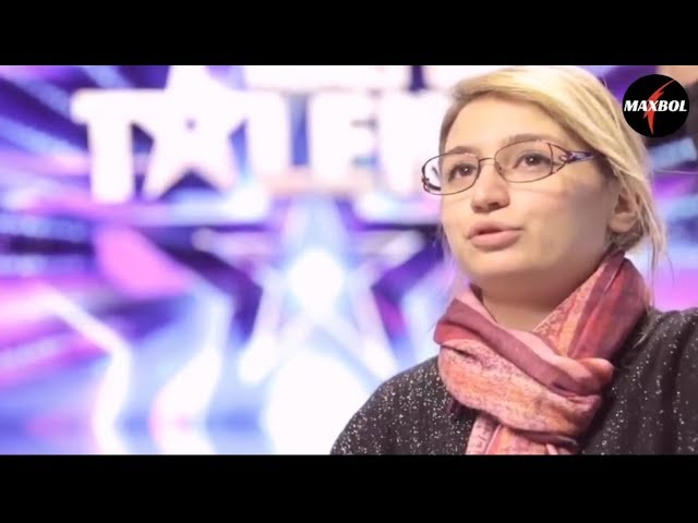 شاهد ما قالته اسمهان سيمون عن تجربتها في Arabs got talent