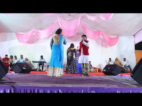 Vijay lal yadav birha samrat stej show and anita raj