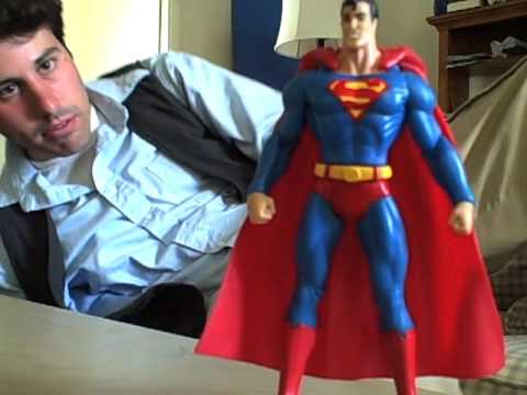 The Adventures of Tiny Superman - Episode 2:  Powers and Abilities