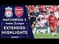 Video Gol Pertandingan Liverpool vs Arsenal