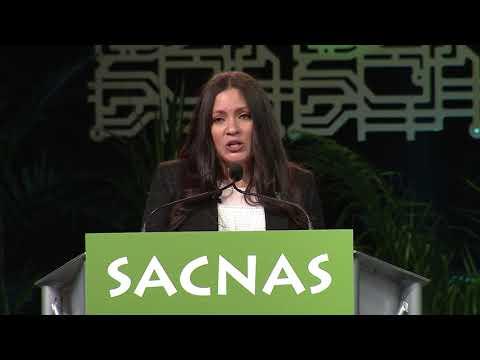 2017 SACNAS Keynote Presentation: Yajaira Sierra-Sastre, PhD