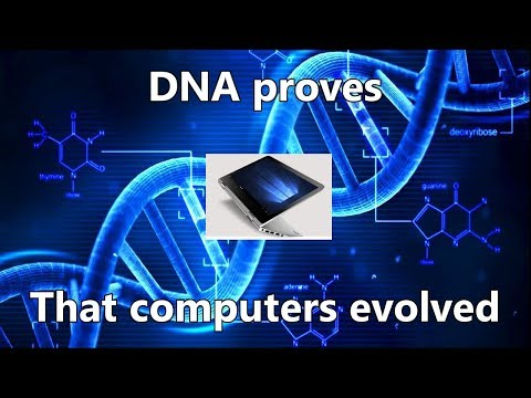 Does DNA Prove Intelligent Design?