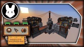 Immersive Engineering: Turrets & Razor Wire! - Minecraft 1.10.2/1.11.2