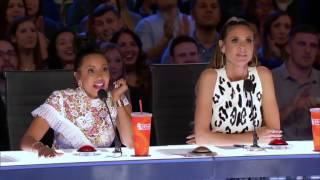 Just Jerk With Their Perfect Timing  Never Seen Before Performance by Judges!