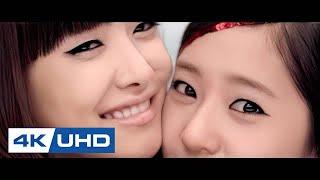 4k 60FPS [MV] f(x) 에프엑스 'Chocolate Love'