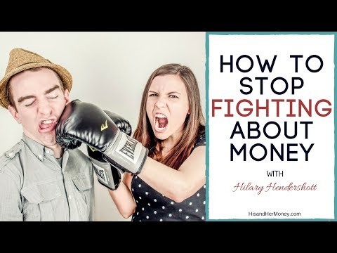 How to Stop Fighting About Money with Hilary Hendershott