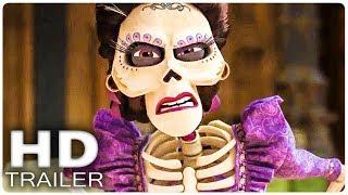 COCO Trailer 3 Español (2017)