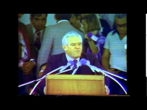 Discurso de Carlos Romero Barceló el 25 de julio de 1978