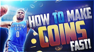 How to Make Coins FAST in NBA Live Mobile! NBA Live Mobile Coin Making Method