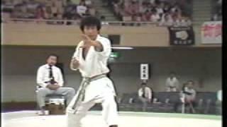 Yahara Kata: Unsu
