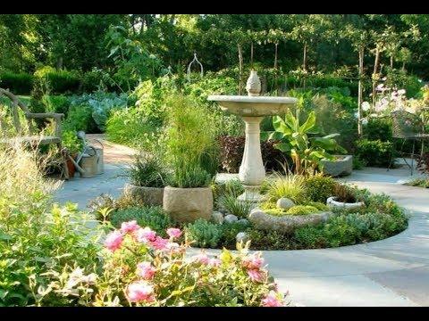 Traditional Garden Design Ideas - YouTube