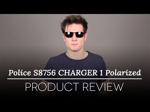 Police Sunglasses Review - Police S8756 Charger 1 Polarized