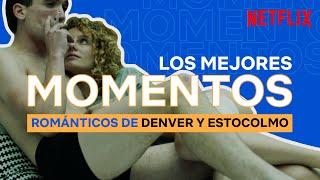 La HISTORIA de AMOR de DENVER y ESTOCOLMO | La Casa de Papel | Netflix España