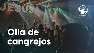 Olla de cangrejos. | Sube Tu Historia | Pastor Rony Madrid