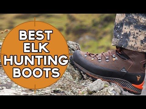 Best Elk Hunting Boots - Top 5 Elk Hunting Boot Review