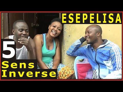 Sens Inverse 5 Modero, Doudou Soupou, Mayo Armand Aminatha Souzy Elko NOUVEAU THEATRE CONGOLAIS 2017
