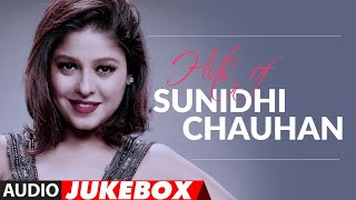 Hits of Sunidhi Chauhan Songs   Birthday Special   Bollywood Songs 2020    Audio Jukebox   T-Series