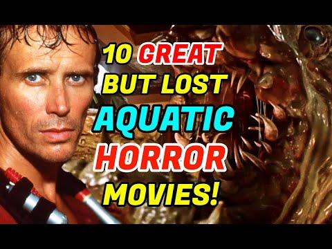 10 Underrated Aquatic Horror Movies