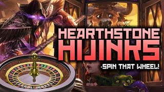 Hearthstone Hijinks: KARAZHAN CASINO RNG MAGE!