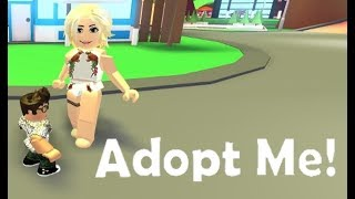 Will you be my MAMA?? (Roblox-Adopt Me!)