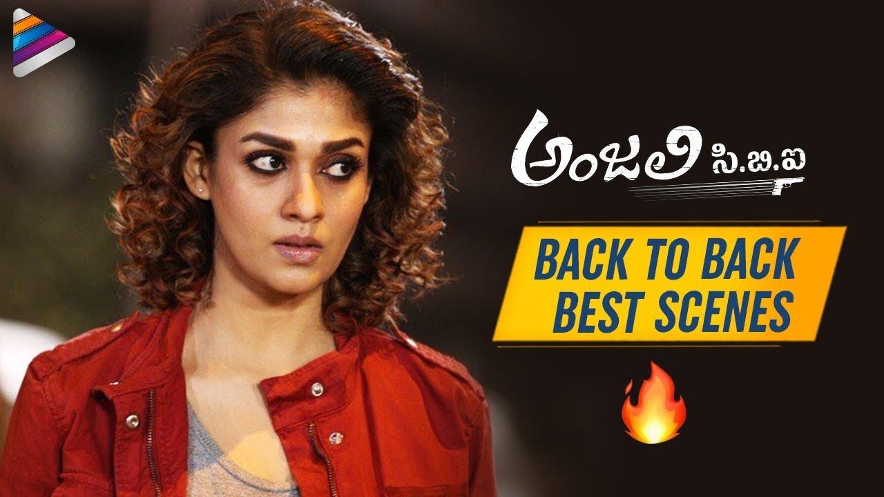 Download Anjali CBI Back To Back Best Scenes | Nayanthara | Vijay Sethupathi | 2019 Latest Telugu Movies