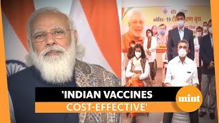 How Made-In-India vaccines are different from foreign ones: PM Modi explains
