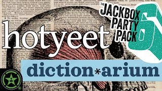 Dictionarium: Hotyeet - Jackbox Party Pack 6 | Let's Play
