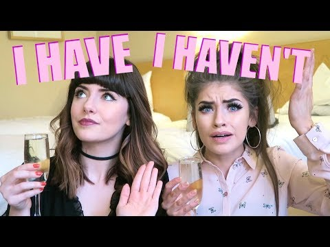 NEVER HAVE I EVER WITH MY SISTER! Pt. 3   Jessie B & Melanie Murphy